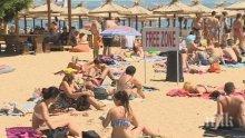 Испания посреща първите чуждестранни туристи през юли