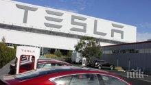 """От """"Тесла"""" оттеглиха иска си срещу властите на окръг в САЩ заради забрана за работа"""