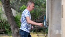 """ИЗВЪНРЕДНО: Наско Сираков е на """"Герена"""", бъдещият собственик на Левски с първи коментар за акциите"""