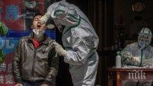 Два нови активни случая и 31 безсимптомни носители на коронавируса открити в Китай за последното денонощие