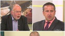 Георги Харизанов и червен Кольо кръстосаха шпаги за ДДС-то - настъпи ли Борисов мотиката и може ли да се разцепи ГЕРБ