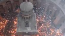 """Църквата """"Възкресение Христово"""" в Йерусалим отваря отново врати"""