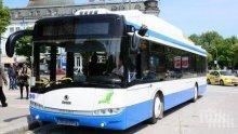 """Билетчето за рейс във Варна няма да поскъпва въпреки загубите от 3 млн. лева. на """"Градски транспорт"""""""