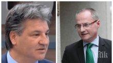 Димитър Узунов от ВСС: Изборът на Лозан Панов е тежка грешка - той политиканства и интригантства
