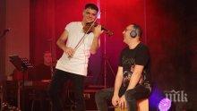 Васко Василев отмени турнето си - цигулката му ще звучи само в София предколедно