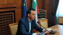 Кметът на Бургас с поздрав към съгражданите си и хората на просветата и културата по повод 24 май