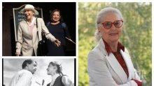 """Голямата актриса Емилия Радева навръх 88-ия си рожден ден пред ПИК и """"Ретро"""": Липсват ми манифестациите на 24 май"""