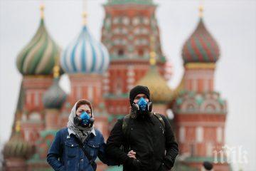 9 434 новозаразени с коронавируса за денонощието в Русия