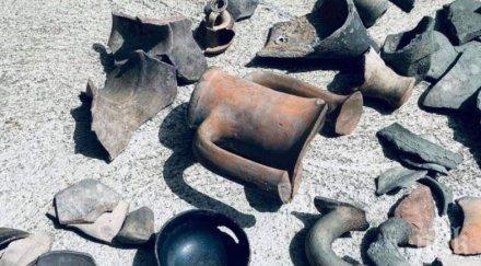 Уникални подводни археологически проучвания се провеждат в Созопол