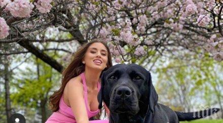 Саня Борисова разпали фантазиите с напомпан бюст (СНИМКА)