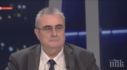 Огнян Минчев: Кризата с коронавируса ще доведе до повишаване на ролята на институциите