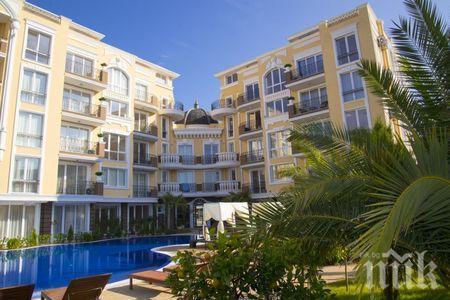 Само 20% от хотелите на Слънчев бряг готови да отворят