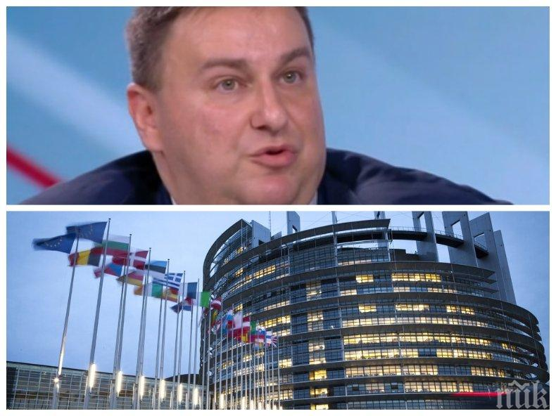 Евродепутатът Емил Радев с горещ коментар за фейка, че мониторингът на България продължава: Темата е затворена, изпълнили сме всички препоръки