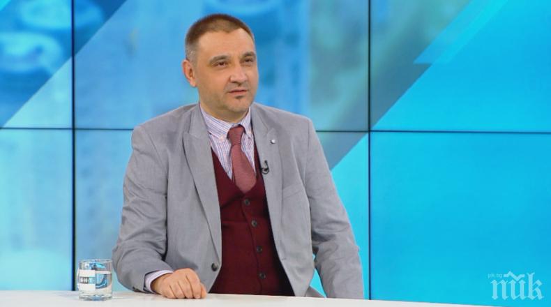 Доц. Андрей Чорбанов от БАН: Извършени са първите два етапа от изработването на ваксина