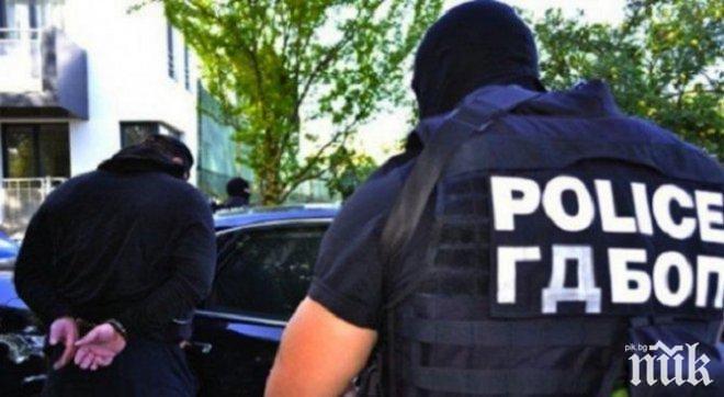 УДАР! Разбиха мощен наркоканал в Пловдив, задържаха дрога за 250 000 лева