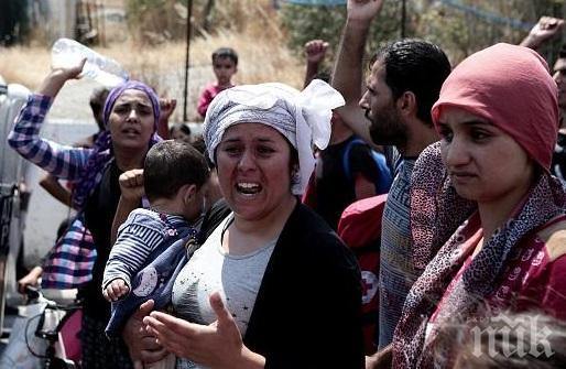 Млада афганистанка бе убита от своя сънародничка в бежанския лагер на остров Лесбос