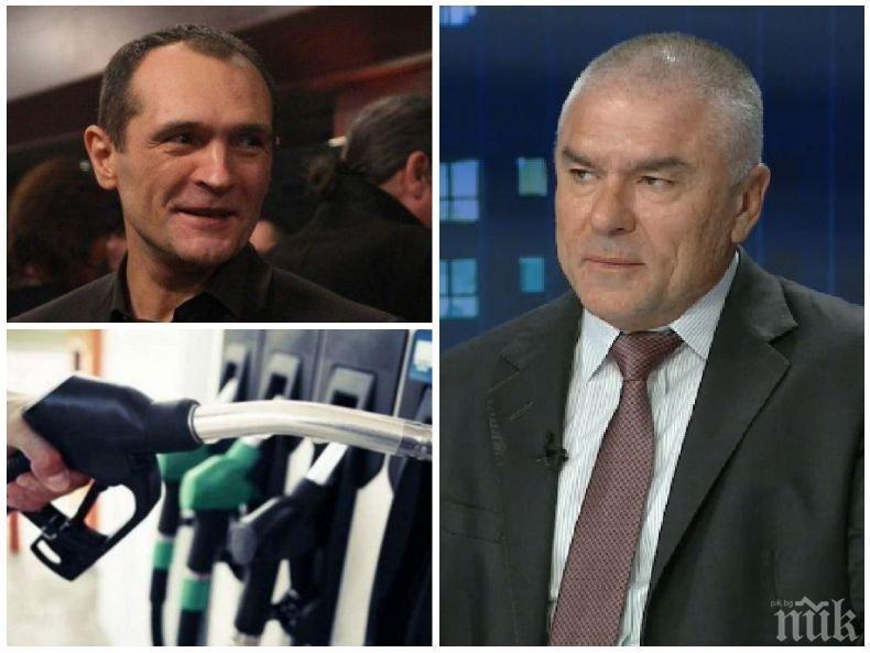 Марешки с остър коментар за атаката на Божков срещу властта и държавната петролна компания: И аз съм имал проблеми, но не съм бягал от страната - пред Господ съм прав