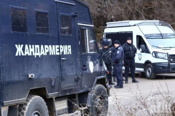 Жандармерия блокира русенско село - издирват извършител на тежко престъпление