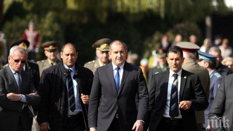 НСО - банда за екзекуции под егидата на Румен Радев?