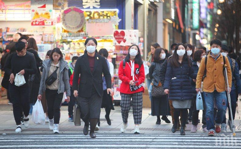 Коронавирусът срина износа на Япония