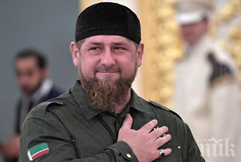 Чеченският лидер Рамзан Кадиров е в болница със съмнения за коронавирус