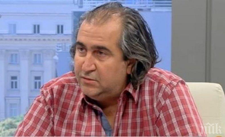Бизнесмен се гръмна в главата край Пловдив