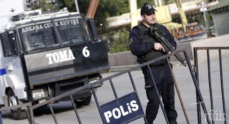 Полицейският час в Турция заради коронавируса ще обхване и Рамазан байрам