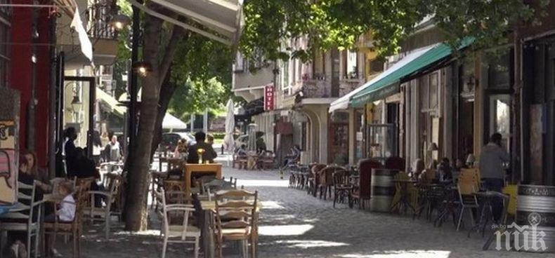 Затвориха заведения в Пловдив след проверки на полицията и БАБХ
