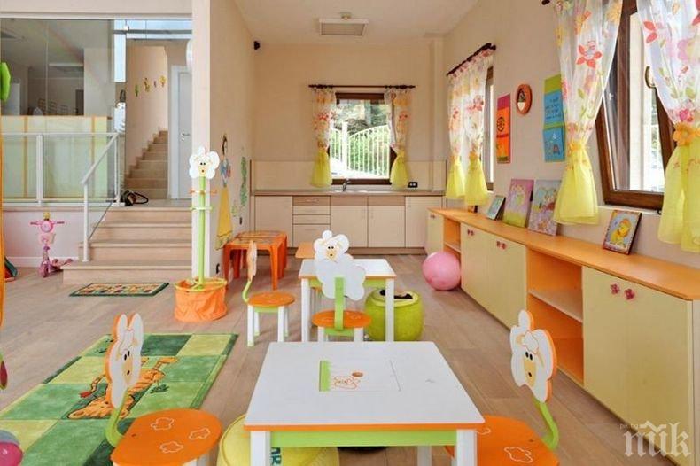 Детска ясла затворена заради заразена с коронавирус служителка