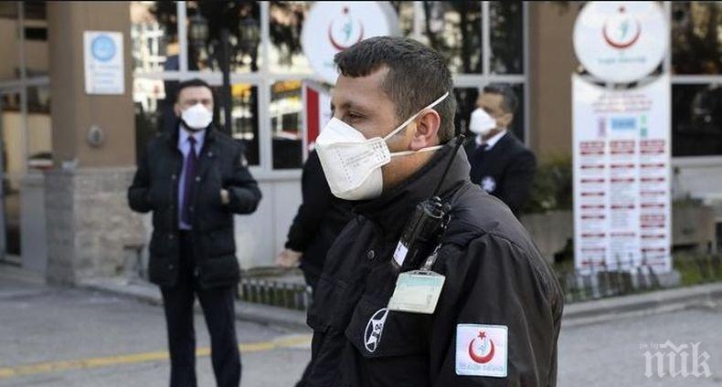 Турция е тествала за коронавирус над 1,5 млн. души, жертвите досега са над 4 200