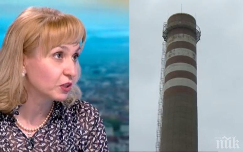 Диана Ковачева предлага промени в НК за домашното насилие