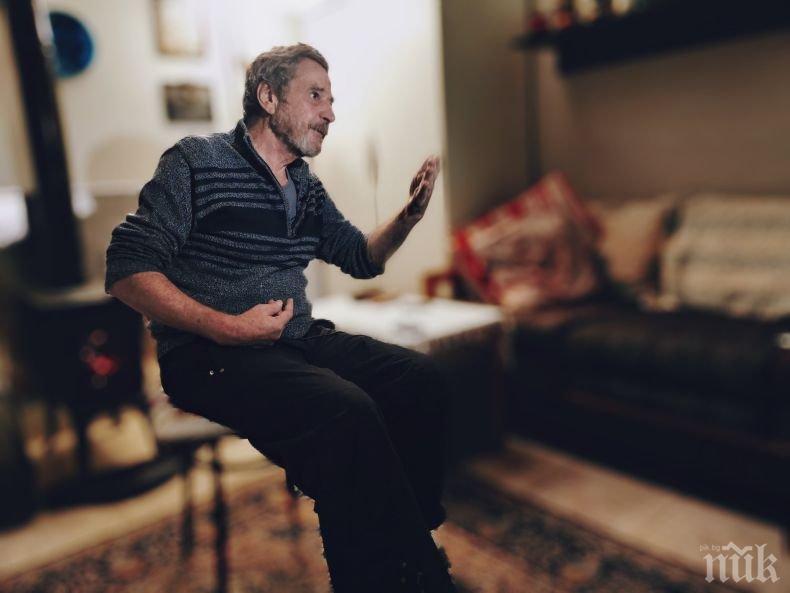Йоско Сърчаджиев и Бахаров се събират за нов филм по Радичков