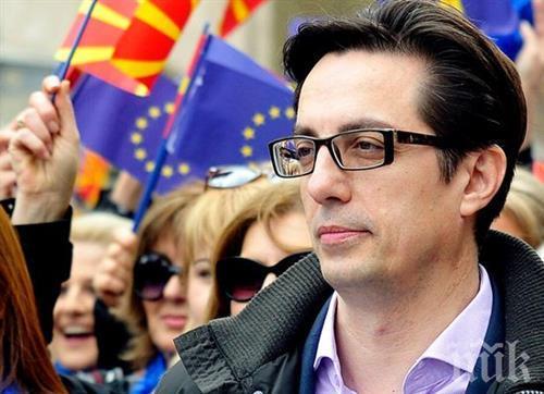 Президентът на Северна Македония отлага традиционното си пътуване до Рим за 24 май