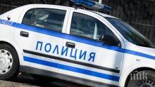 МЕЛЕ: Шофьор помете майка с дете и избяга - полицията го издирва