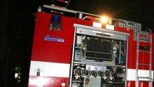 Майка заряза трите си деца сами, те оцеляха по чудо при пожар в дома им