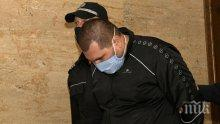 """Ето го Николай, спипан със скъпия кокаин в """"Студентски град"""" (СНИМКИ)"""