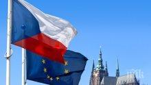 Чехия облекчава граничния контрол към Германия и Австрия