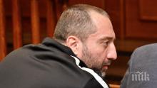 След припадъци в съдебната зала, делото на Митьо Очите тръгва по същество