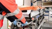 Работник падна от стълба в Габрово