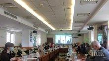 """КЕВР обсъди предложението на """"Булгаргаз"""" за понижение на цената на газа за юни"""