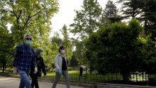 В Мадрид и Барселона се радват отново на паркове и кафенета