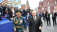 Путин обяви датата на парада за Деня на победата: 9 май ще е на 24 юни