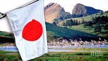 Едва 2900 туристи посетили Япония през април