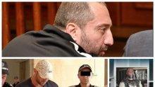 ОТ ПОСЛЕДНИТЕ МИНУТИ: Бизнесмен припадна на разпит за Митьо Очите