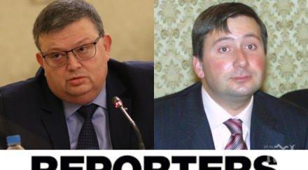 """Цацаров до """"Репортери без граници"""": КПКОНПИ е независим държавен орган, Прокопиев е разследван за пране на пари и това няма общо с медиите му"""