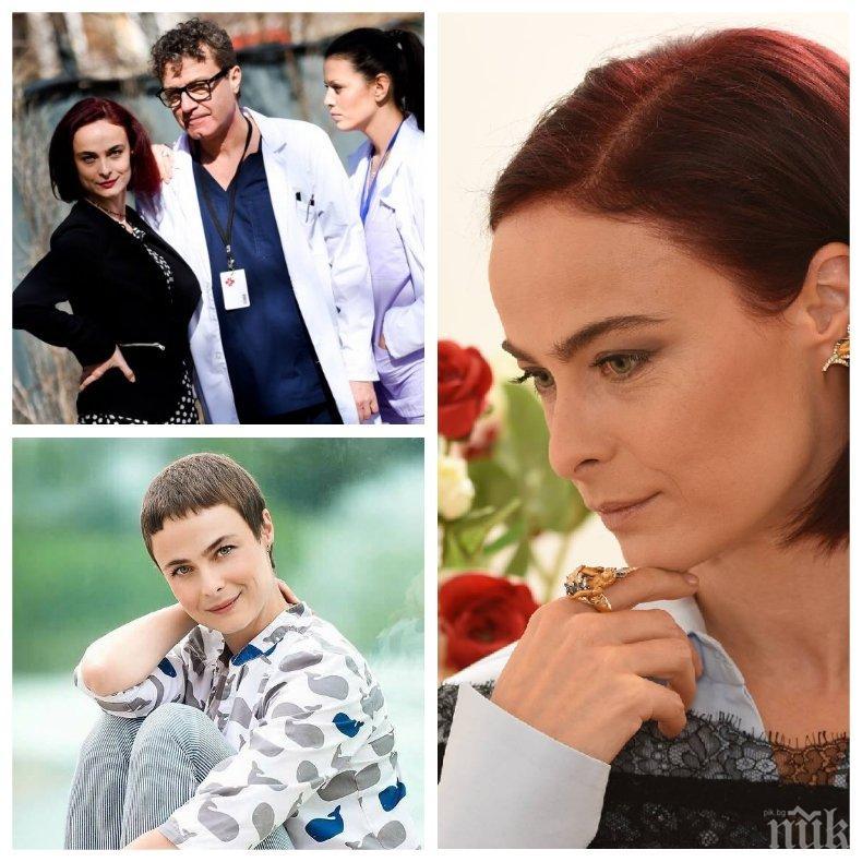КРИЗА: Йоана Буковска остана без работа - актрисата продава родната си къща, предложили й поминък като продавачака в мол