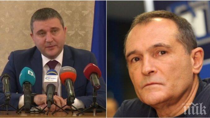 Божков: Горанов може и да забравя, но документите остават (СНИМКА)