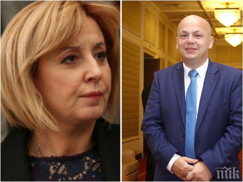 """Александър Симов срази Мая Манолова с неудобни въпроси! Червеният депутат разкри наричал ли е пловдивските социалисти """"маймуни"""""""
