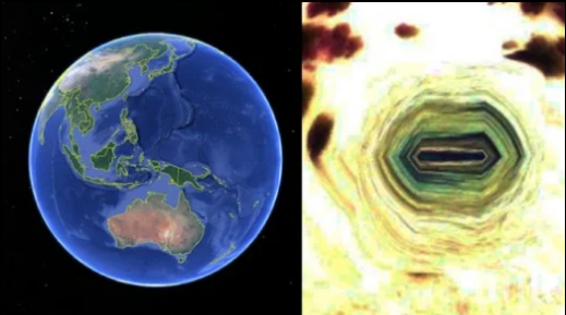 СЕНЗАЦИЯ: Откриха вход на извънземна база в Индонезия (ВИДЕО)