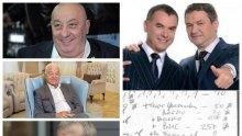 ПЪРВИ ДУМИ: Ето какво казват бизнесмени от списъка на Бобокови